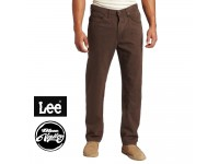 ORIGINAL LEE JEANS 201-25209 TRIM FIT (MAROON)