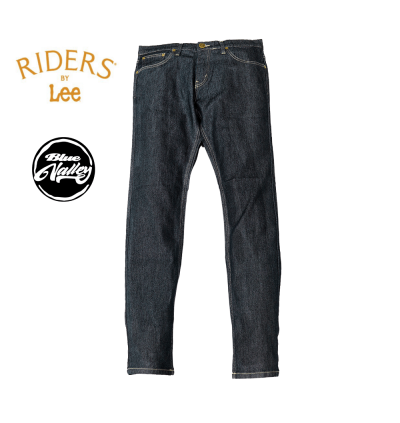 Original Riders By Lee Low Rise Skinny Narrow Jeans 317-38339 (Blue)