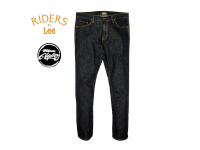 Original Riders By Lee Low Rise Skinny Narrow Jeans 317-33810 (Dark Blue)
