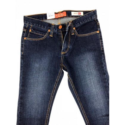 ORIGINAL PIPERS JEANS P917-42823 SKINNY NARROW (BLUE)