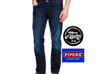 ORIGINAL PIPERS JEANS P909-34398 REGULAR FIT (BLUE WASH)