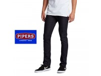 ORIGINAL PIPERS JEANS P917-20901 SKINNY NARROW (SUPER BLACK)