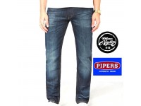 ORIGINAL PIPERS JEANS P909-34383 REGULAR FIT (BLUE WASH)