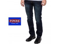 ORIGINAL PIPERS JEANS P910-43839 TRIM FIT (BLUE WASH)
