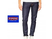 ORIGINAL PIPERS JEANS P910-09048 TRIM FIT (ROW BLUE)