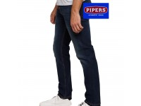 ORIGINAL PIPERS JEANS P909-41038 REGULAR FIT (DARK WASH BLUE)