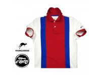 ORIGINAL KANGAROO POLO PLAIN CASUAL STYLE KCT-1043 WH ( WHITE)