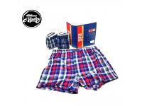 Original 3Pcs Edwin Woven Boxer Durability And Soft EV1246-3X5A00