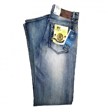 Original BV Travellers Jeans Straight Cut B11- 6112 (Blue)