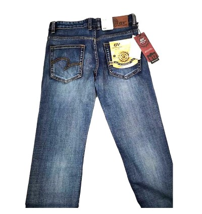 Original BV Travellers Jeans Skinny Cut B12-2887 (Blue Wash )