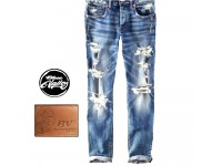 Original BV Travellers Jeans Skinny Cut B12-60284 (Blue Wash)