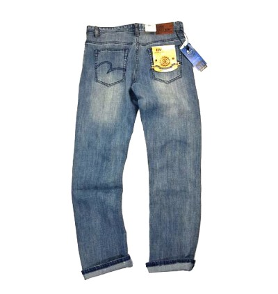 Original BV Travellers Jeans Straight Cut B11-60285 (Blue Wash)