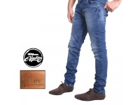 Original BV Travellers Jeans Skinny Cut B12-6112 (L.Blue)