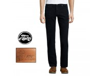 Original BV Travellers Jeans Corduroy Straight Cut B11-109 (Black)