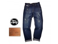 Original BV Travellers Jeans Straight Cut B11-L1867 (Dk Blue)