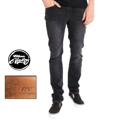 Original BV Travellers Jeans Straight Cut B11-FT020-2 (Black)
