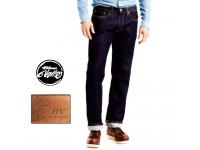 Original BV Travellers Jeans Skinny Cut B12-7195H (Roll Denim Black)