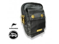 ORIGINAL KANGAROO MINI POUCH BAG KGR-002 (BLACK)