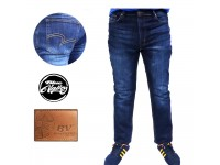 Original BV Travellers Straight Cut Jeans B11-WL8866-1 (Blue)