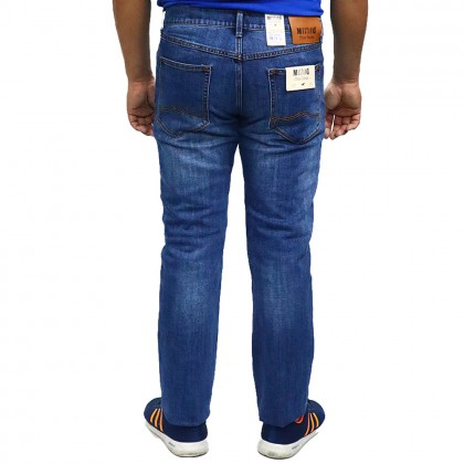 Mustang Comfort Fit Jeans M230-17128 (Blue)