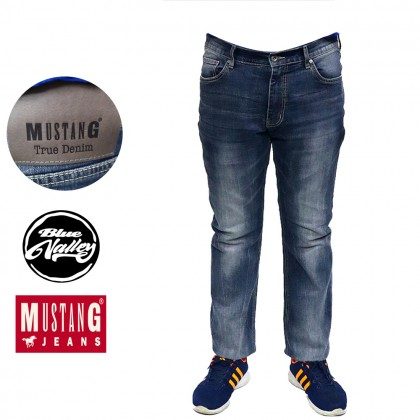 Mustang Comfort Fit Jeans M230-17217 (Grey)