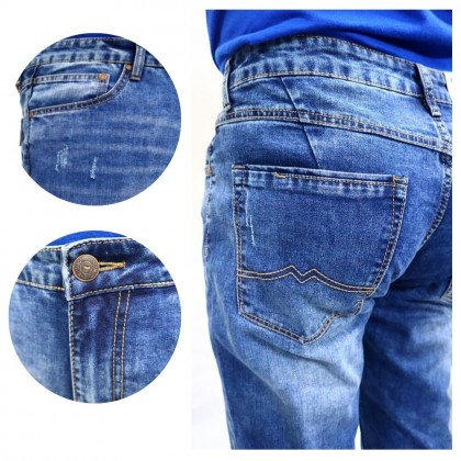 Mustang Comfort Fit Jeans M230-05213 (Blue)