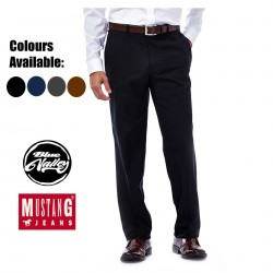 [Original] Mustang Regular Fit Cotton Slack Pants M261-226