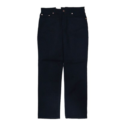 BV Travellers Cotton Straight Cut Jeans B11-906BLK (Black)