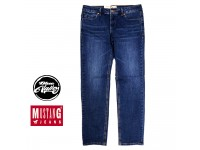 [Original] Mustang Jeans For Men Straight Slim Cutting M689-08783 (Blue)