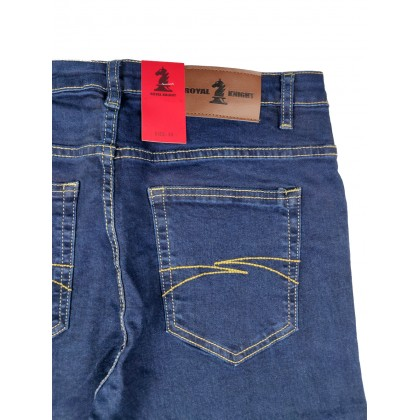Royal Knight Skinny Jeans RKJEL-603-05 (Navy)