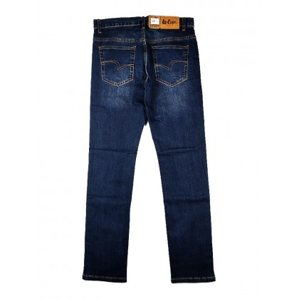 Lee Cooper Stretchable Straight Slim Jeans LC106-221S-LSN (Blue)