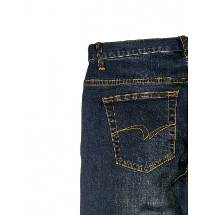 Lee Cooper Stretchable Straight Slim Jeans LC106-220S-LSC (Blue)