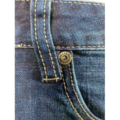 BV Travellers Stretchable B13 Slim Fit Jeans Blue Washed
