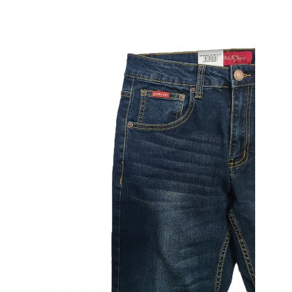 GA Blue Straight Fit Stretchable Jeans Normal Rise 99131906