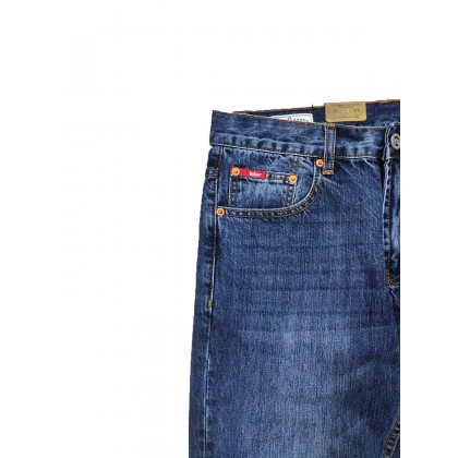 Lee Cooper London Stoned Blue Straight Cut Jeans LC10-251-LST