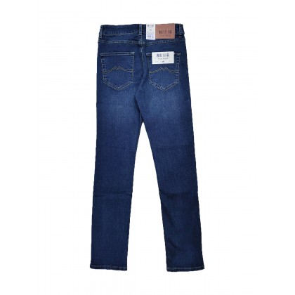 Mustang Slim Skinny Stretchable Jeans M605-53131 (Blue)
