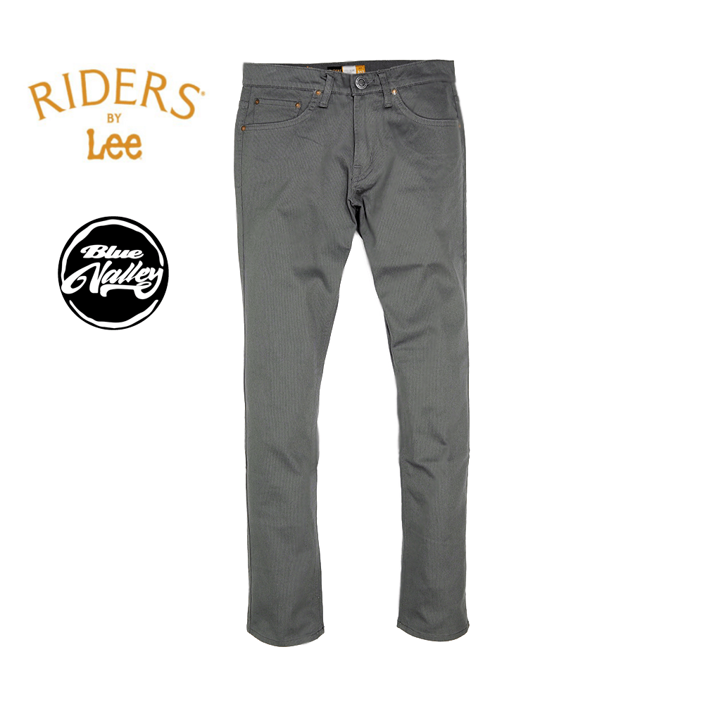 Original Riders By Lee Low Rise Skinny Narrow Jeans 317-36226 (Grey)